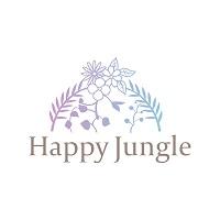 HappyJungle_ロゴ_カラー_25x25cm